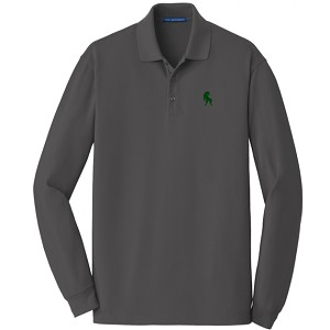 Men's Long-sleeve Arabian Polo